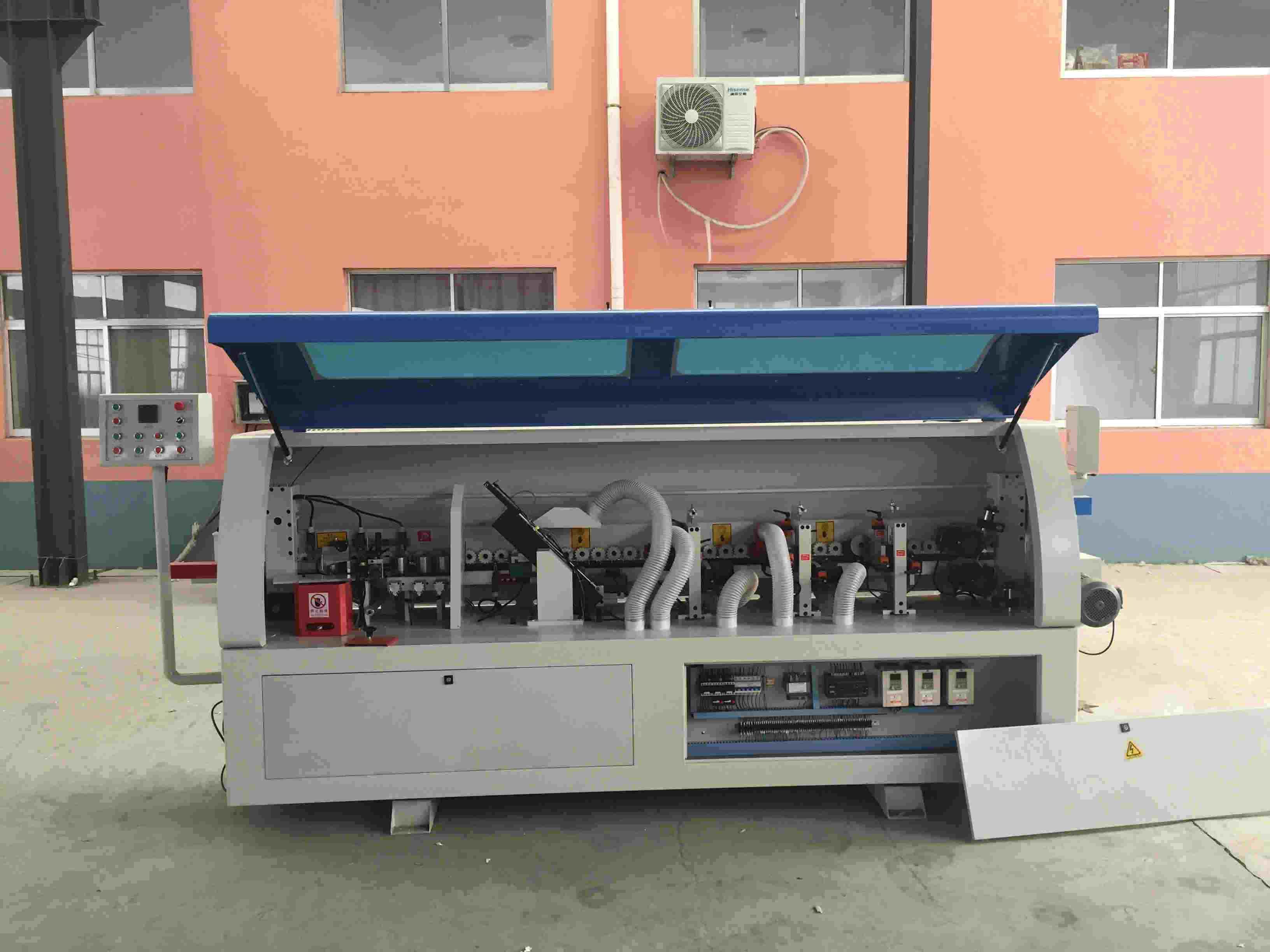 auto edge banding machine